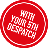 With your 5th despatch
